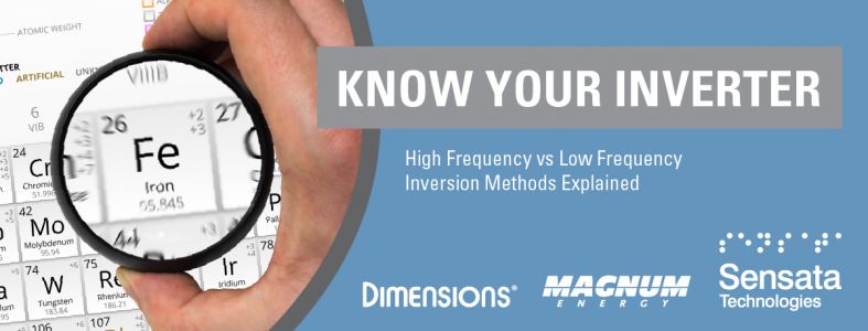 Know your Inverter: High vs Low Frequency Inversion Methods