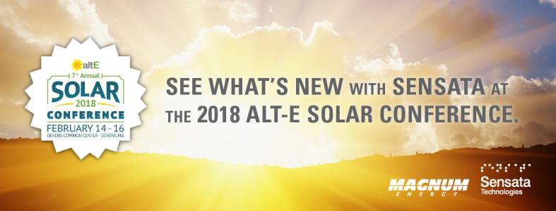2018 Alt-E Solar Conference