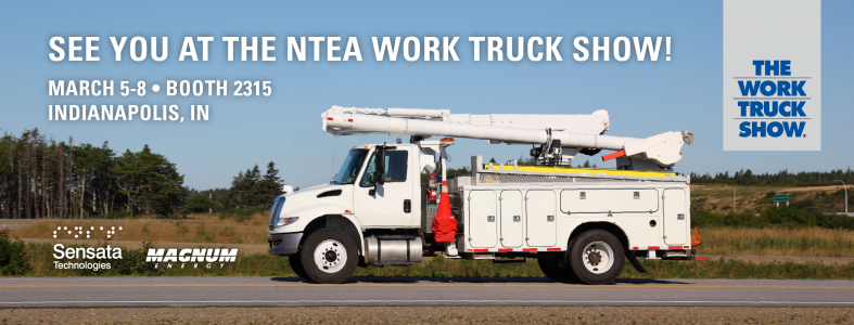NTEA Work Truck Show March 5-8, 2019