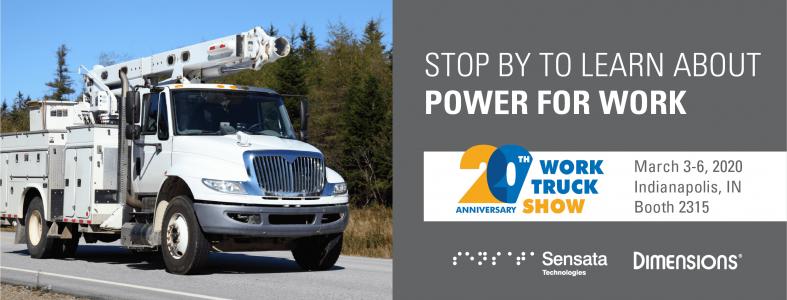 NTEA Work Truck Show 2020