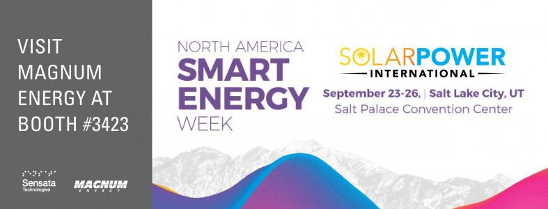 Sensata Attending Solar Power International