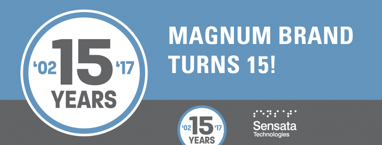 Magnum Energy brand turns 15!