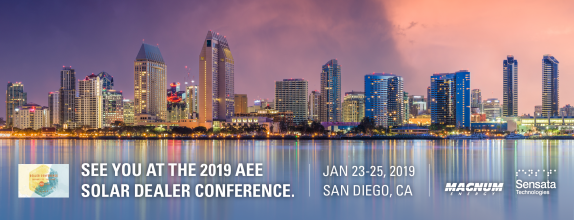 AEE Solar Dealer Conference image