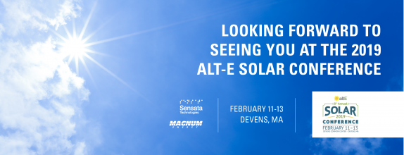 2019 altE Solar Conference image