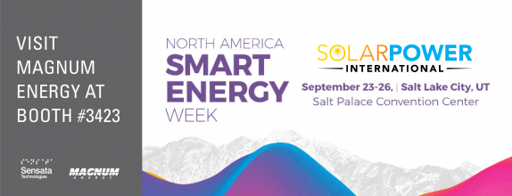 Sensata Attending Solar Power International