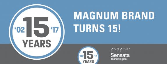 Magnum Energy brand turns 15!
